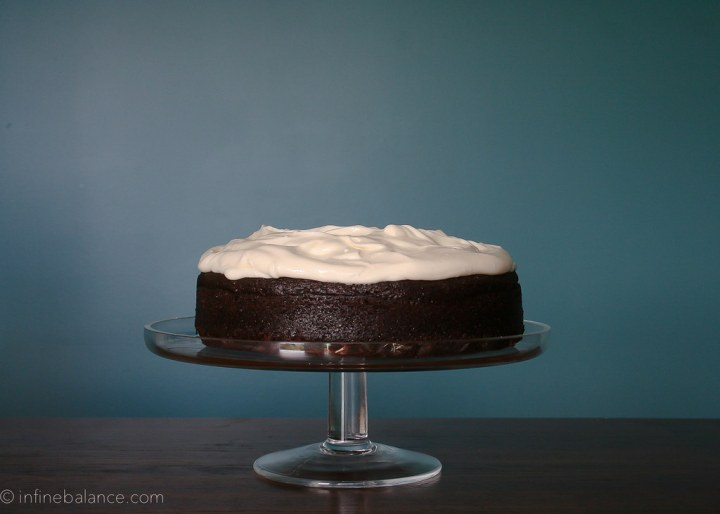 Chocolate Guinness Cake | www.infinebalance.com #recipe