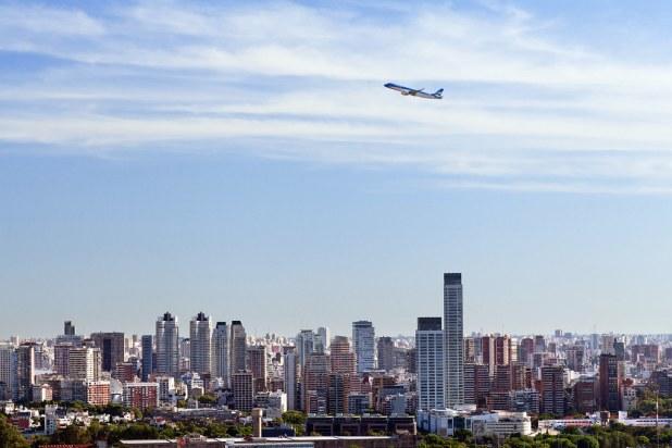 Aeropuertos Buenos Aires