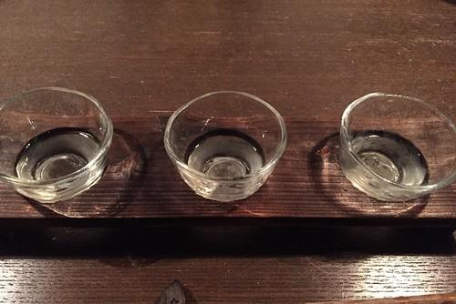 三種の利き酒セット