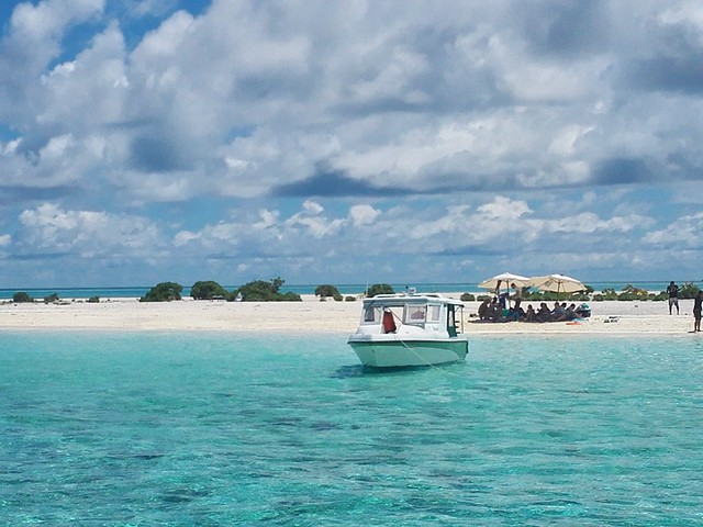 Maldives island tour