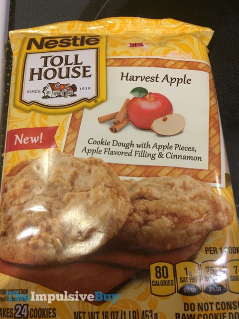 Nestle Toll House Harvest Apple Cookie Dough