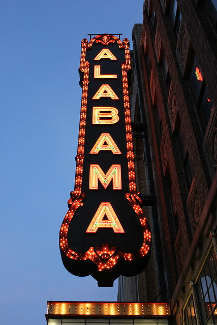 Alabama Theater, Birmingham AL