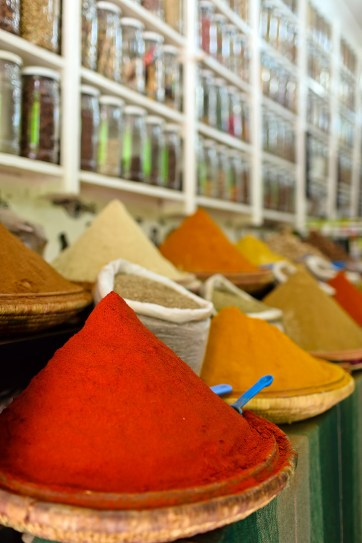 Marrakech Market / Souk (21 Fascinating Things to Do in Marrakech Morocco).