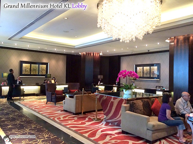 Grand Millennium Kuala Lumpur Lobby