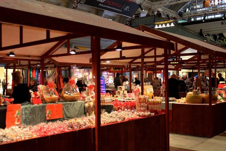 Julmarknad T-centralen