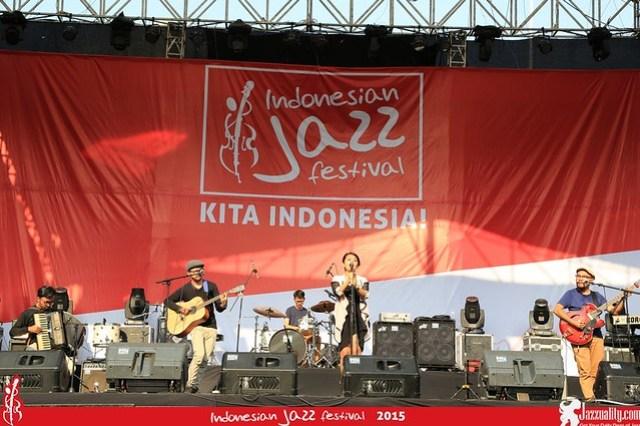 Indonesian Jazz Festival 2015 - Svarna(2)