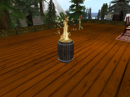 Burning Inventory