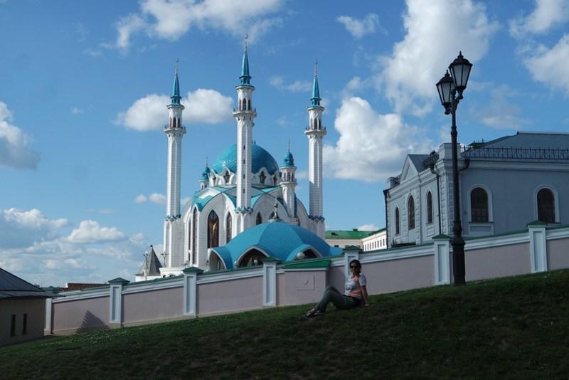 Mezquita del Kremlin