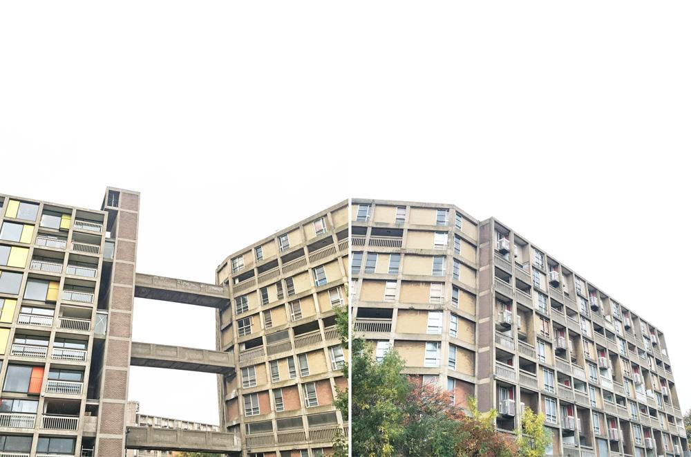 Concrete Love - Park Hill Old