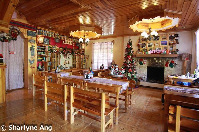 Inside Misty Lodge - 1