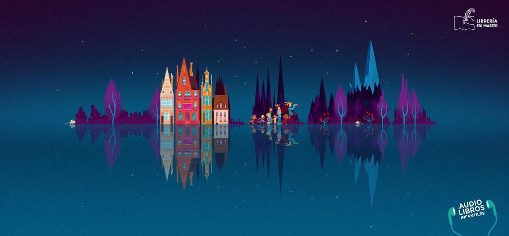 Edimaster Audio Books for Kids - Fairy Tales 1