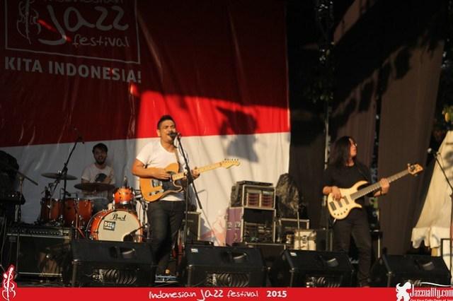 Indonesian Jazz Festival 2015 - JBFtrio(2)