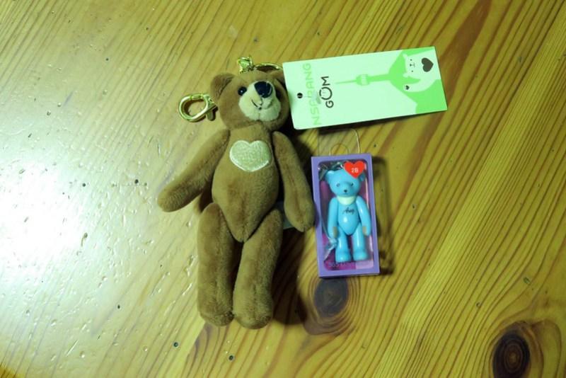 Bear Keychain 20150901_055933