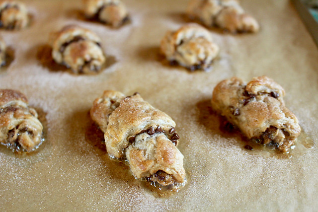 Gingerbread Speculoos Rugelach - 18