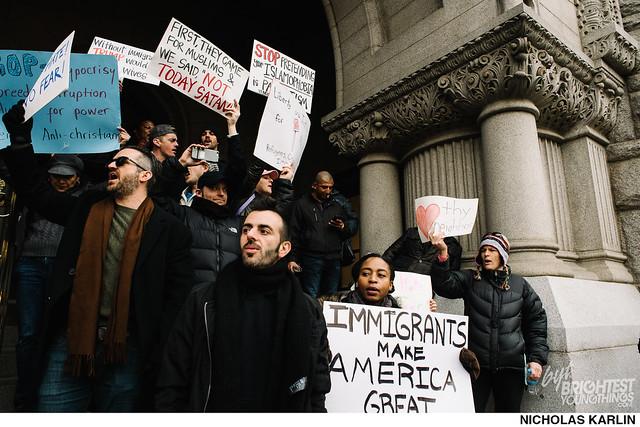 Muslim Ban Protest-30