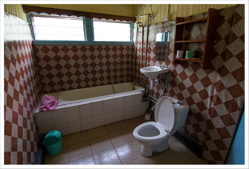 Mi baño, de lujo