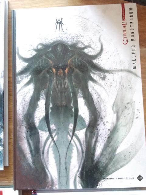Malleus Monstruorum - Appel de Cthulhu V7