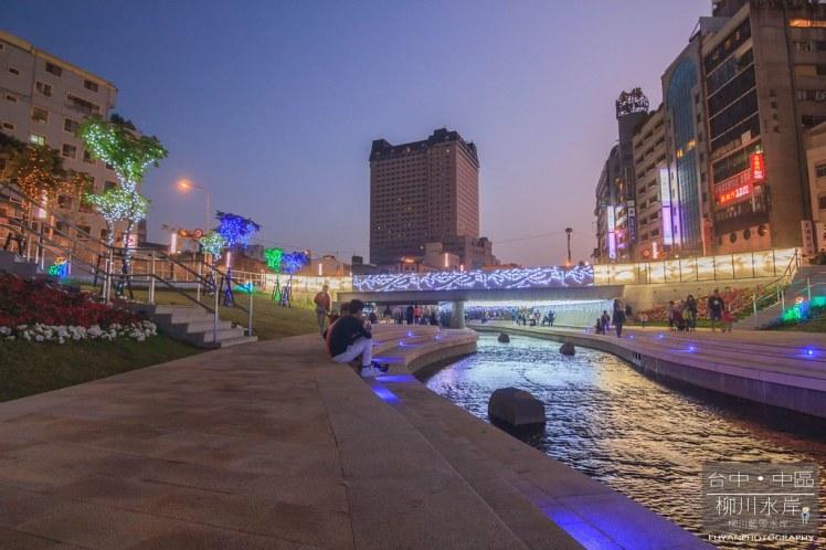 台中柳川水岸23