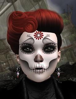 Glam Affair Dia de los Muerto