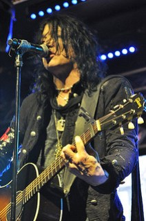 Tom Keifer at Rockingham 2015