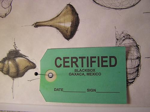 Certified Blackbox