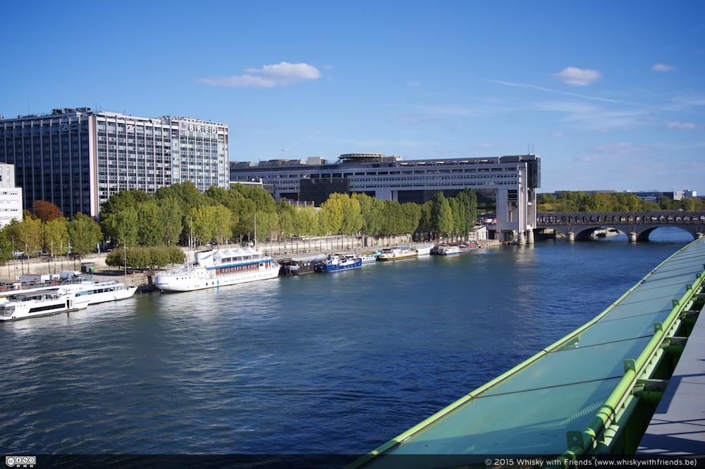 Whisky Live Paris kreeg nieuwe locatie aan de oevers van de Seine