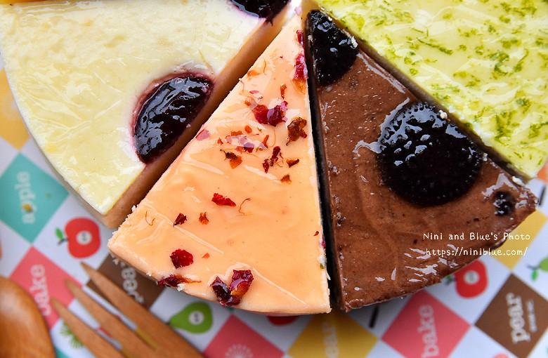 齊益烘焙坊台中公益路重乳酪蛋糕甜點28