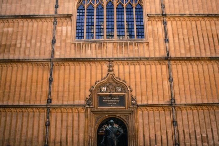 Old School Quad, Bodleian Library
