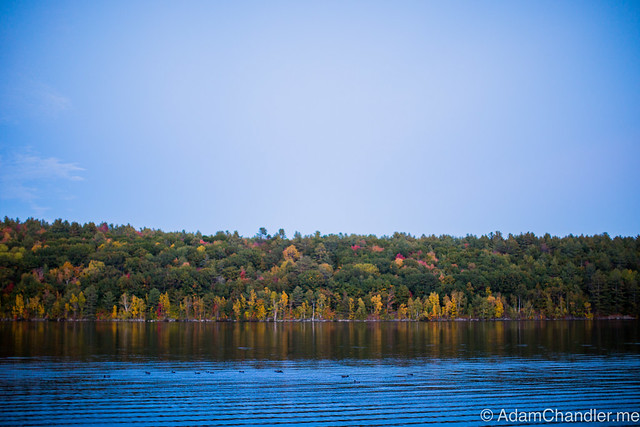 Fall Foliage - New Hampshire 2015