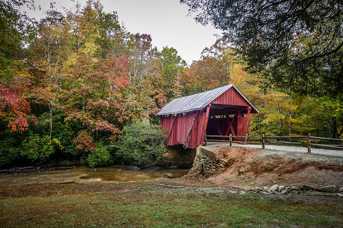 Campbell Covered Bridge-008