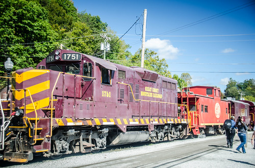 Great Smoky Mountains Railroad-4