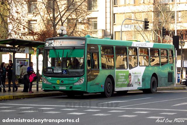Transantiago - Buses Vule - Caio Mondego H / Mercedes Benz (BJFS56) (73)