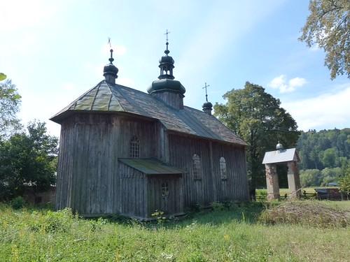 Cerkiew w Krasicach by Polek
