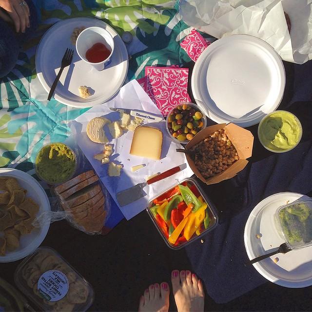 no-hassle picnic