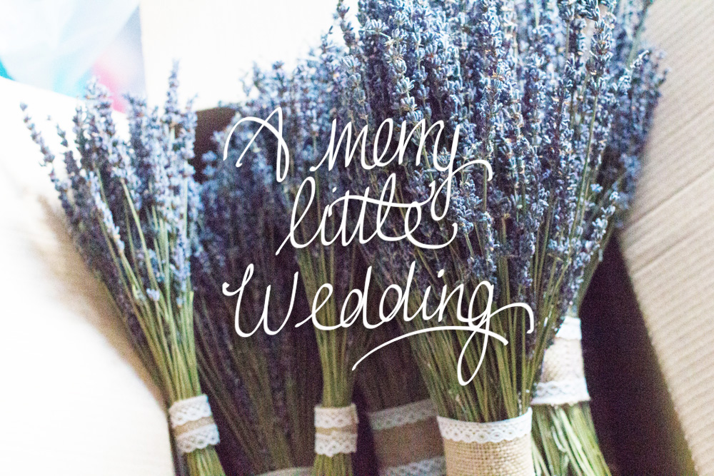 1. chrissy and dan lavender bouquet
