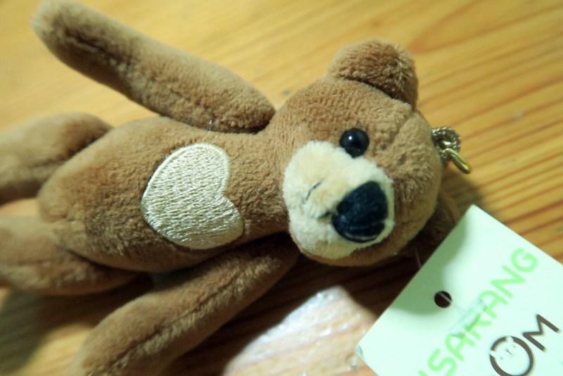 Bear Keychain 20150901_060135