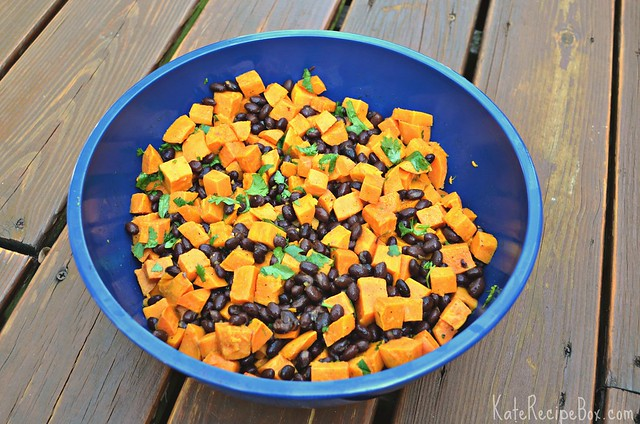 SweetPotatoBlackBeanSalad