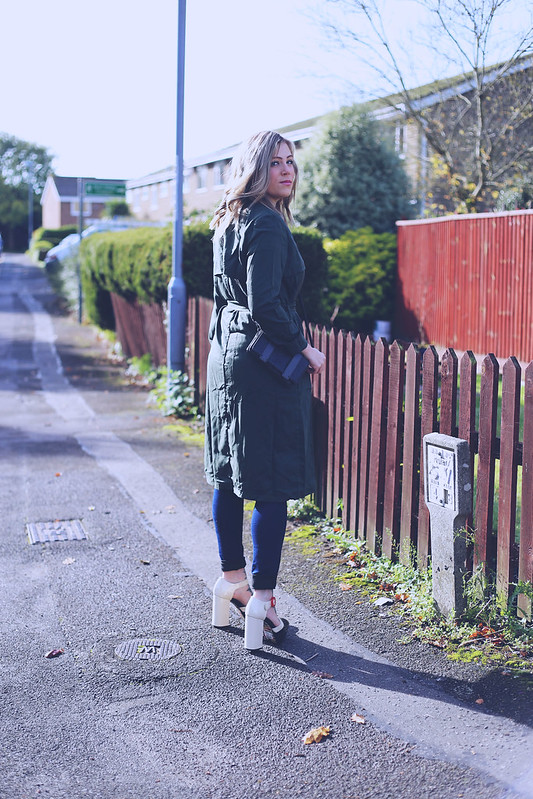 Asda weekend in jeans outfit post