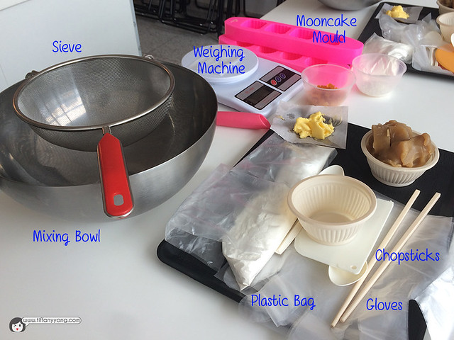 1872 Clipper Tea Mooncake Equipments