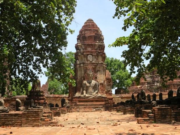 Ayutthaya en bicicleta