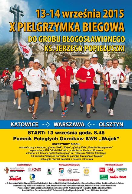 Plakat bieg Popieluszko_2015.cdr