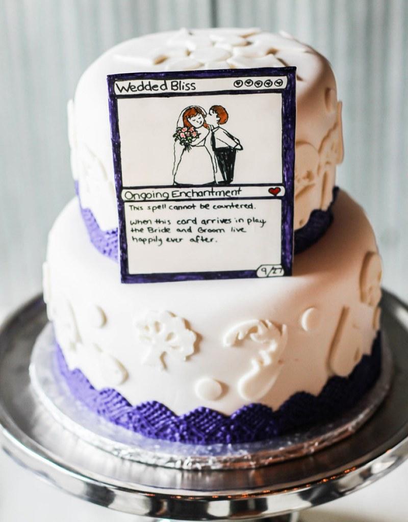 Magic the Gathering wedding