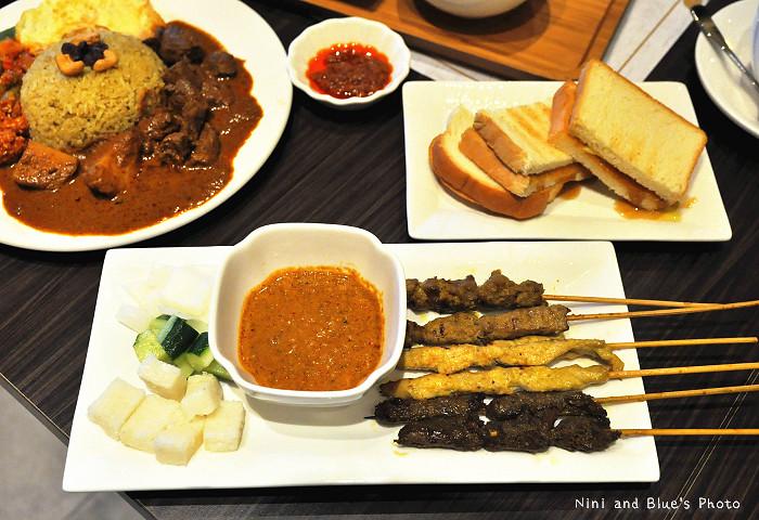 大馬時代中科商圈馬來西亞料理20
