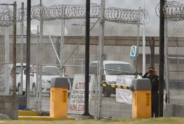 Fuerte operativo en el Altiplano por traslado de reos