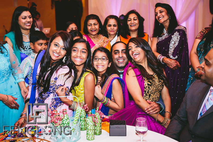 Vaishali & Vijay | Grah Shanti & Sangeet | Atlanta Indian Wedding Photographer