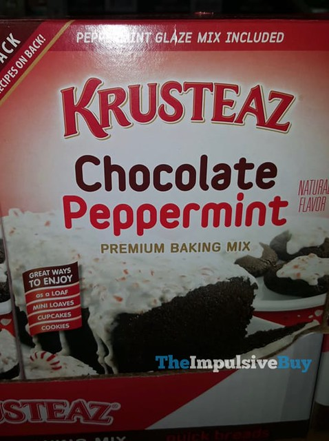 Krusteaz Chocolate Peppermint Premium Baking Mix