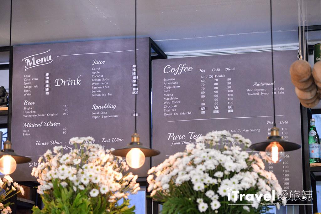 清迈美食餐厅 Woo Cafe 12