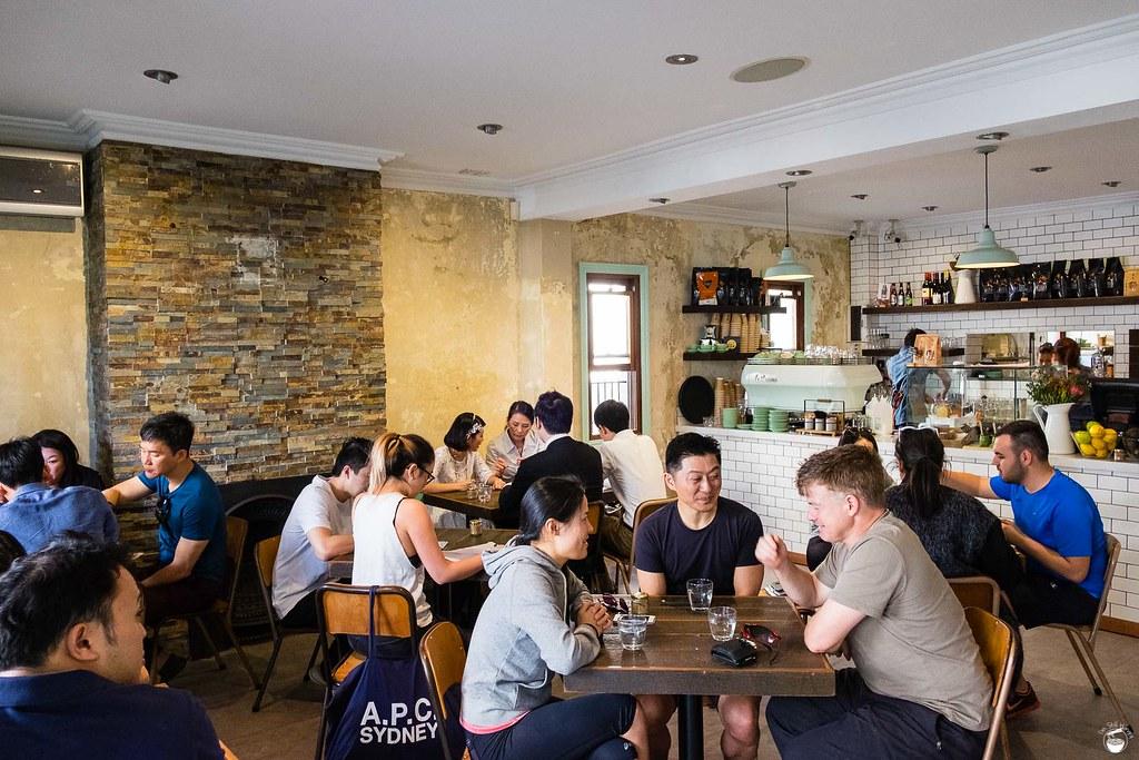 Cafe Oratnek Redfern Sydney