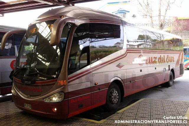 Cruz del Sur - Chiloé - Irizar I6 / Mercedes Benz (FXZY23) (765)