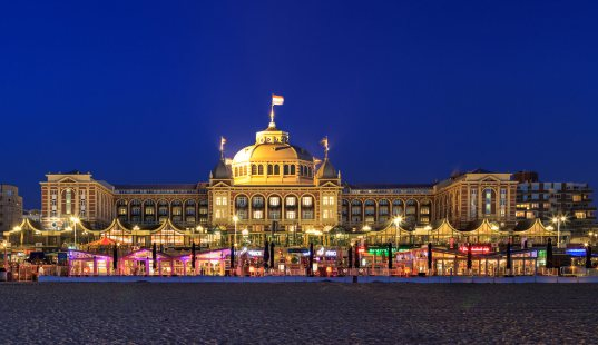 Grand Hotel Amrâth Kurhaus The Hague @Bluehour
